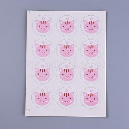 Pegatinas de sellado diyDIY-O002-06A-1