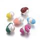 Perlas naturales abalorios de agua dulce cultivadasRB-L033-14-1