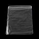 Sacs rectangulaires en PVC à fermeture à glissièreOPP-R005-8x12-1