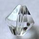 Imitation Austrian Crystal BeadsSWAR-F022-6x6mm-M-2