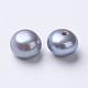 Perlas naturales abalorios de agua dulce cultivadasPEAR-I004I-01-2