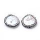 Perlas naturales perlas keshi perlas barrocasPEAR-Q008-11-2