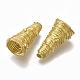 Brass Bead Cone Rhinestone SettingsKK-T040-026-NF-2
