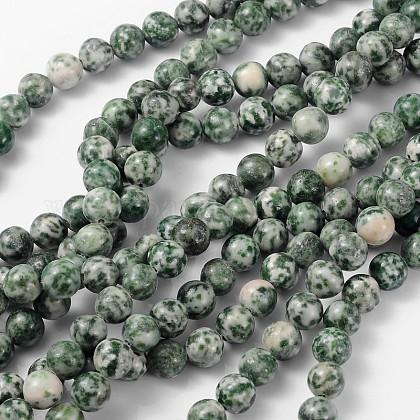 Perles en pierres gemmeGSR006-1