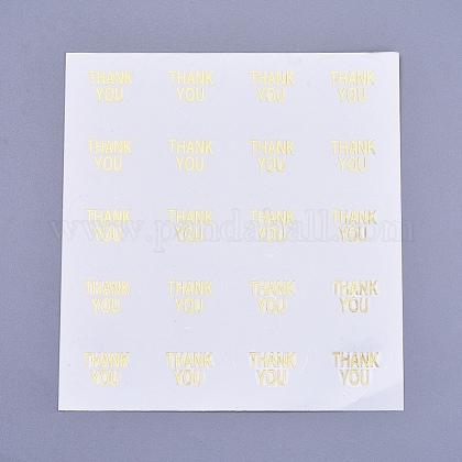 Pegatinas de sellado de acción de graciasDIY-I018-20C-1