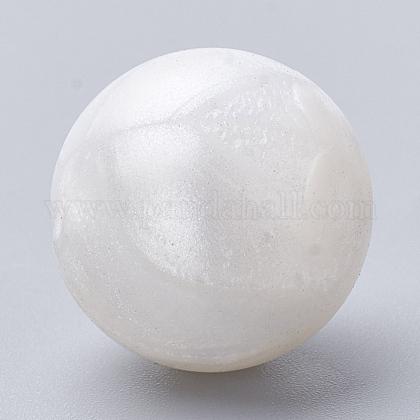 Abalorios de silicona ambiental de grado alimenticioX-SIL-R008C-21-1