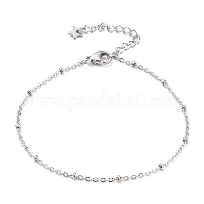 304 acero inoxidable cadena de cableBJEW-JB05632-01-1