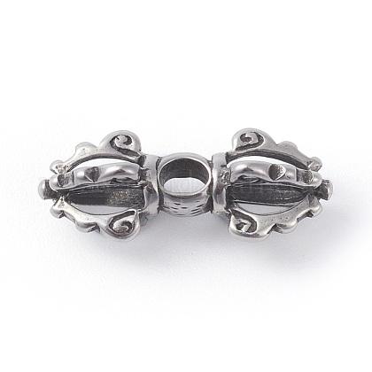 304 Stainless Steel BeadsSTAS-G186-09AS-1