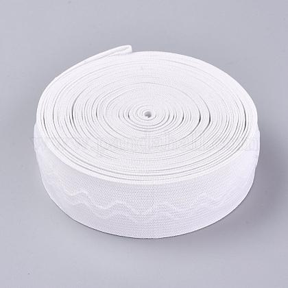 Banda de sujeción elástica de silicona antideslizante de poliésterSRIB-WH0006-22B-02-1