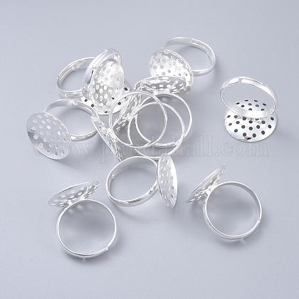 Componentes de anillo de latón ajustableKK-G114-S-1