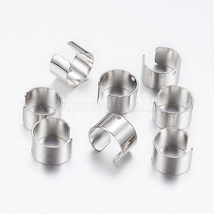 Brass Earring FindingsKK-1642-N-1