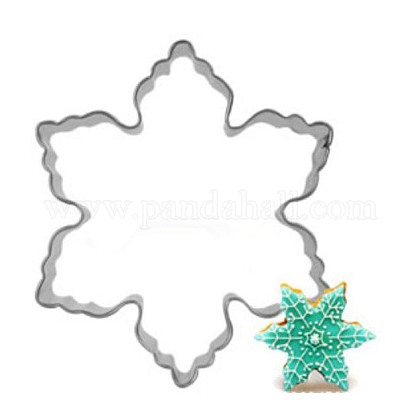 304 Stainless Steel Christmas Cookie CuttersDIY-E012-86-1