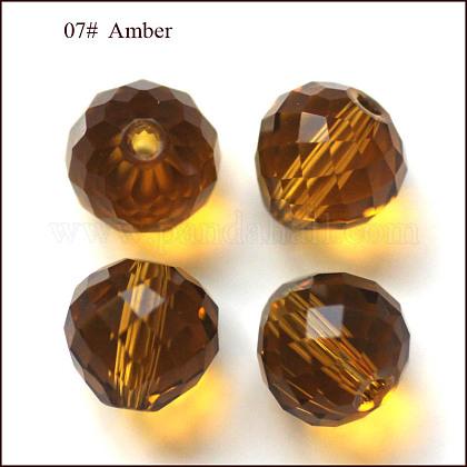 Imitation Austrian Crystal BeadsSWAR-F067-6mm-07-1
