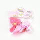 Juegos de accesorios para el cabello de conejito encantador para niñosOHAR-S193-19-3