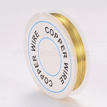 Copper Jewelry WireX-CWIR-CW0.3mm-07-1