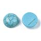Cabuchones de turquesa sintéticaTURQ-S291-03C-01-1