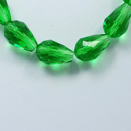 Glass Beads StrandsX-GLAA-R024-15x10mm-6-1