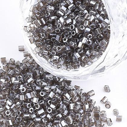 Perles de verre fgb®SEED-S022-03T-1