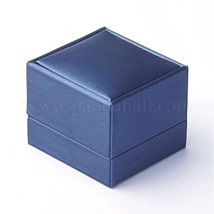 PU Leather Ring BoxesOBOX-G010-03D-1