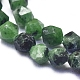 Natural Ruby in Zoisite Beads Strands G-L552O-06-6mm-2