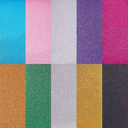 Glitter Heat TransferDIY-PH0018-67-1