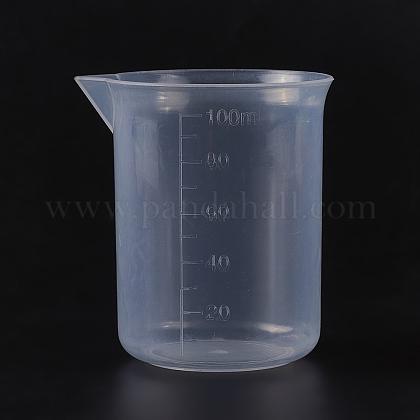 Tasse à mesurer des outils en plastiqueTOOL-WH0100-11-1