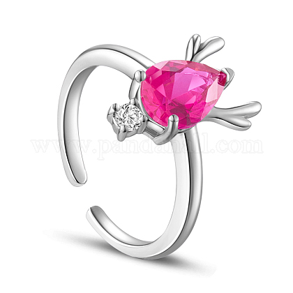 Shegrace® 925 кольцо из стерлингового серебраJR530C-1
