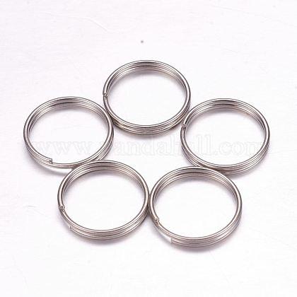 304 Stainless Steel Split RingsX-STAS-F117-33P-1