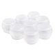 Tarro de crema de hongos portátil de plástico de 50g ppMRMJ-BC0001-39-1