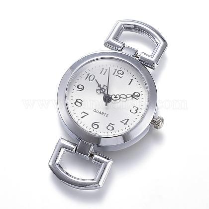 Componentes del reloj de la cabeza del reloj de la aleaciónWACH-P005-01-1