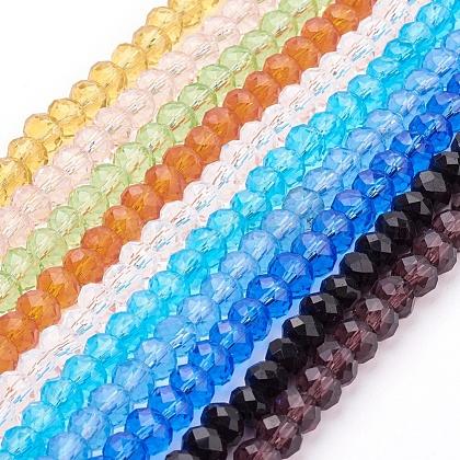 Handmade Glass Glass BeadsGR8MMY-1