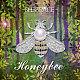 Broche de latón shegrace®JBR056A-2