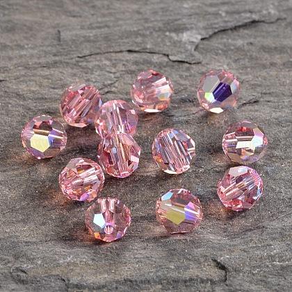 Abalorios de cristal austriacoX-5000_8mm223AB-1