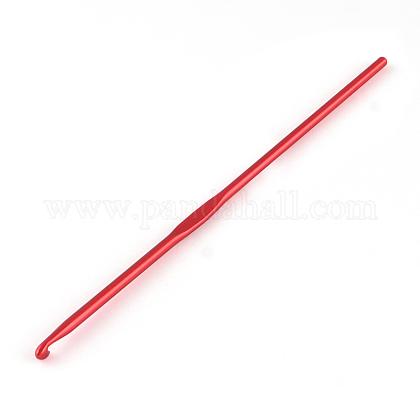 ランダム単色アルミニウムかぎ針編みフックTOOL-R058-03-1