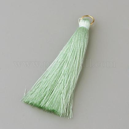 ナイロン糸のタッセルパーツFIND-Q065-3.5cm-A-1
