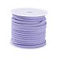 3mm cordón de gamuza sintéticaLW-JP0003-10-3