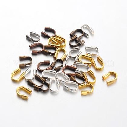 Environmental Rack Plating Brass Wire GuardiansKK-I606-30-NR-1