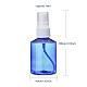 50 ml botellas de spray de plástico para mascotas recargablesTOOL-Q024-02A-02-2